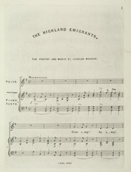 The Highland Emigrants part 03